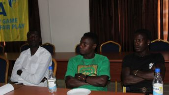 Players' association formation takes shape