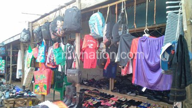 second hand clothes   The Nation Online