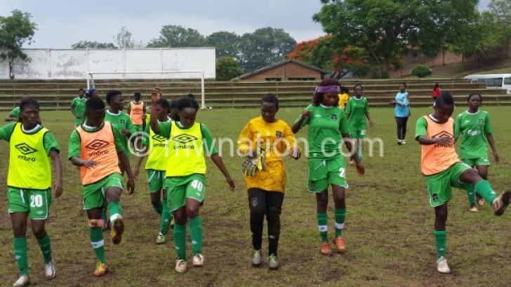 women football | The Nation Online