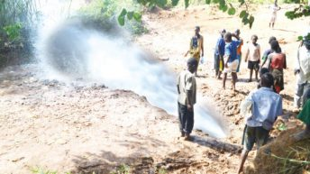 Cama asks water boards to fix old piping systems