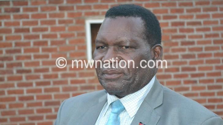 Chaponda denies misleading APM