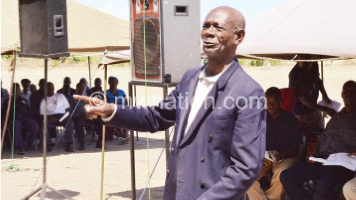 Chief Wasambo   The Nation Online