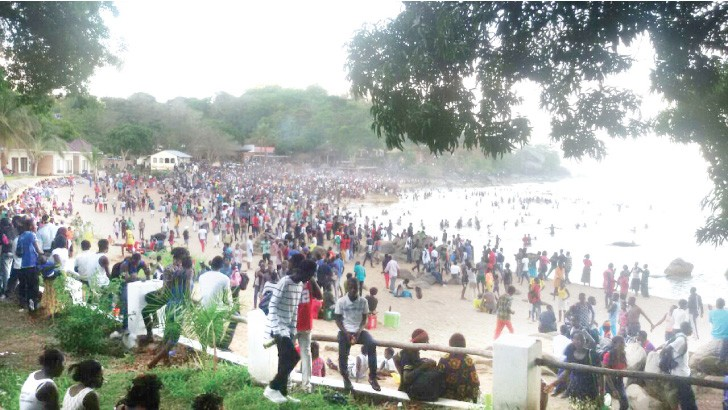 Chikale Beach | The Nation Online