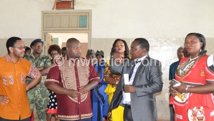 Fred Nankuyu | The Nation Online