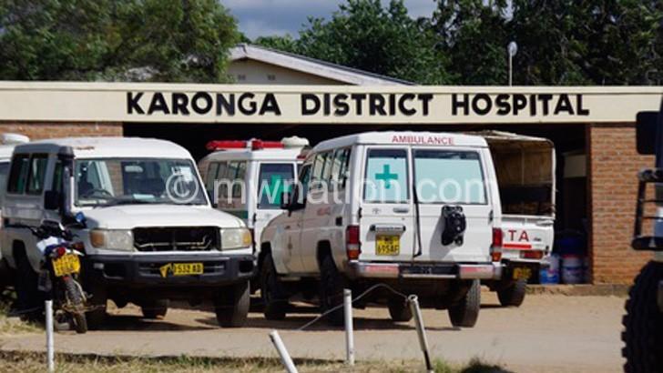 KA hospital runs out  of essential drugs