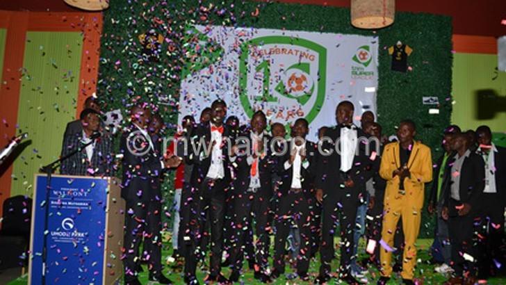 Kamuzu Barracks players   The Nation Online