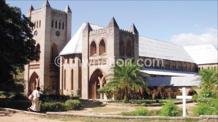 Likoma church   The Nation Online