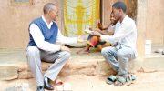 Beam rescues destitute siblings