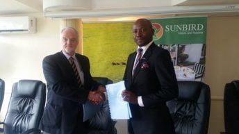 Sunbird partners African Parks Majete