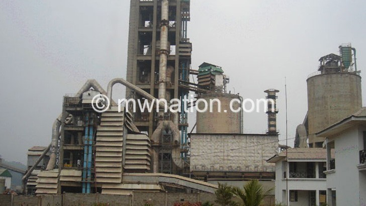 Shayona cement co | The Nation Online
