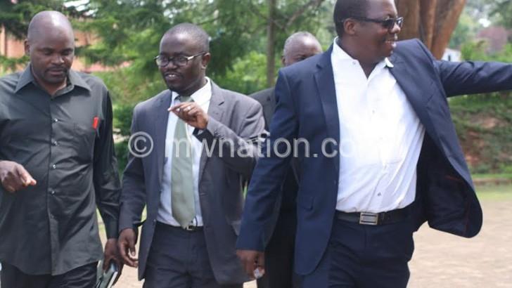 Victor Gondwe | The Nation Online