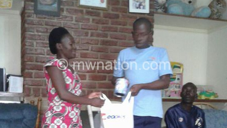 World Vision donation   The Nation Online