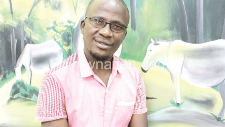 Godfrey Zulu returns with hope messages