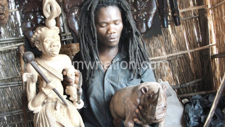 carvings   The Nation Online
