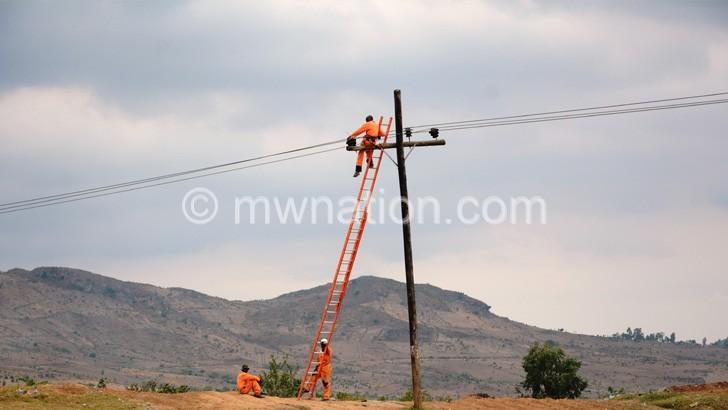 escom power line   The Nation Online
