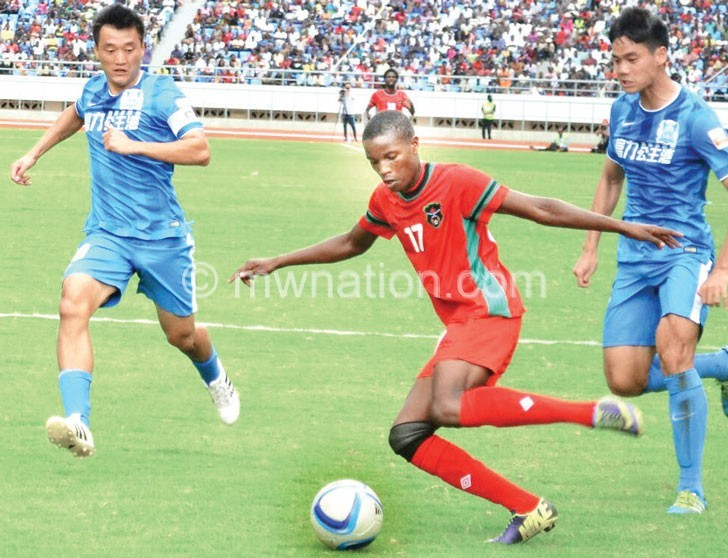 flames china | The Nation Online