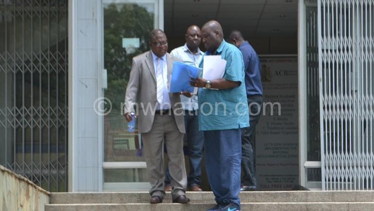 DPP's Makondi case shifted toApril 4