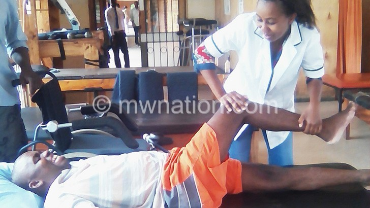 physical therapy | The Nation Online