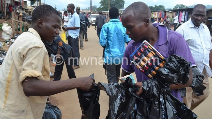 Gwanda: Vendor who changed the law