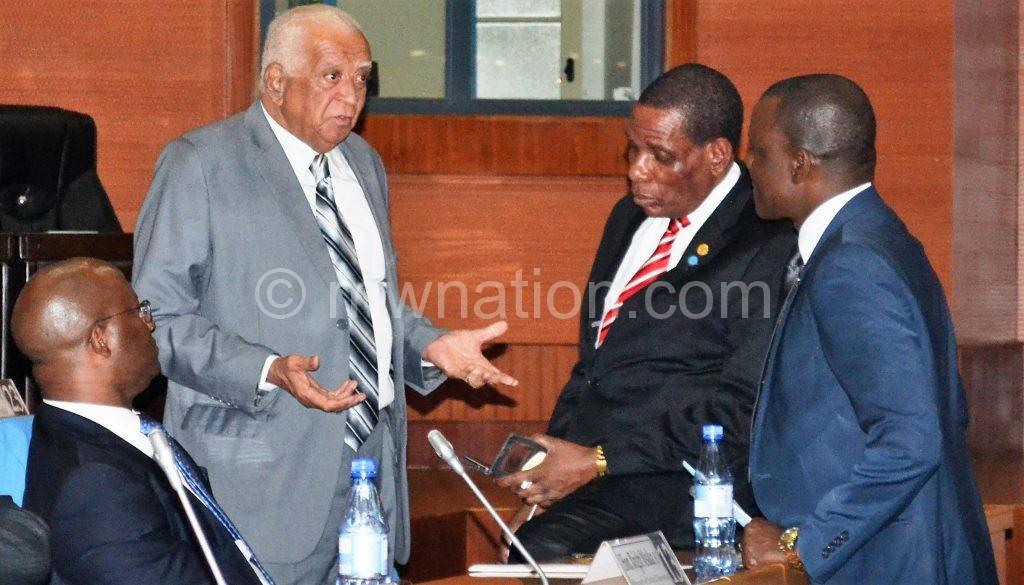 Chaponda Parliament   The Nation Online