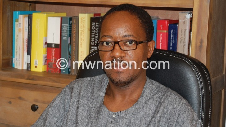 Danwood Chirwa | The Nation Online