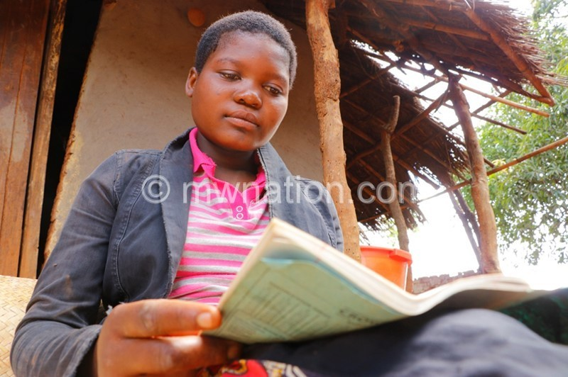 Eliza is now back in schooll | The Nation Online