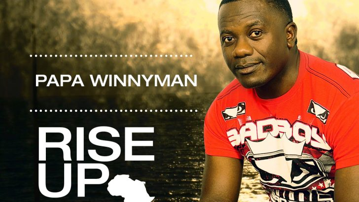 Breakpoint for gospel artist Papa Winnyman