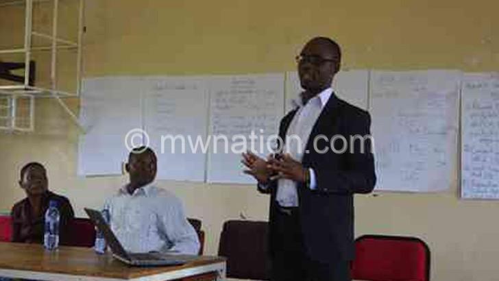 Malga engages Southern Region councillors