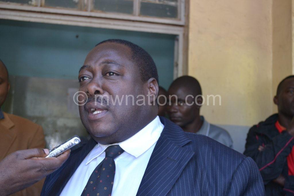 Jack Nguluwe | The Nation Online