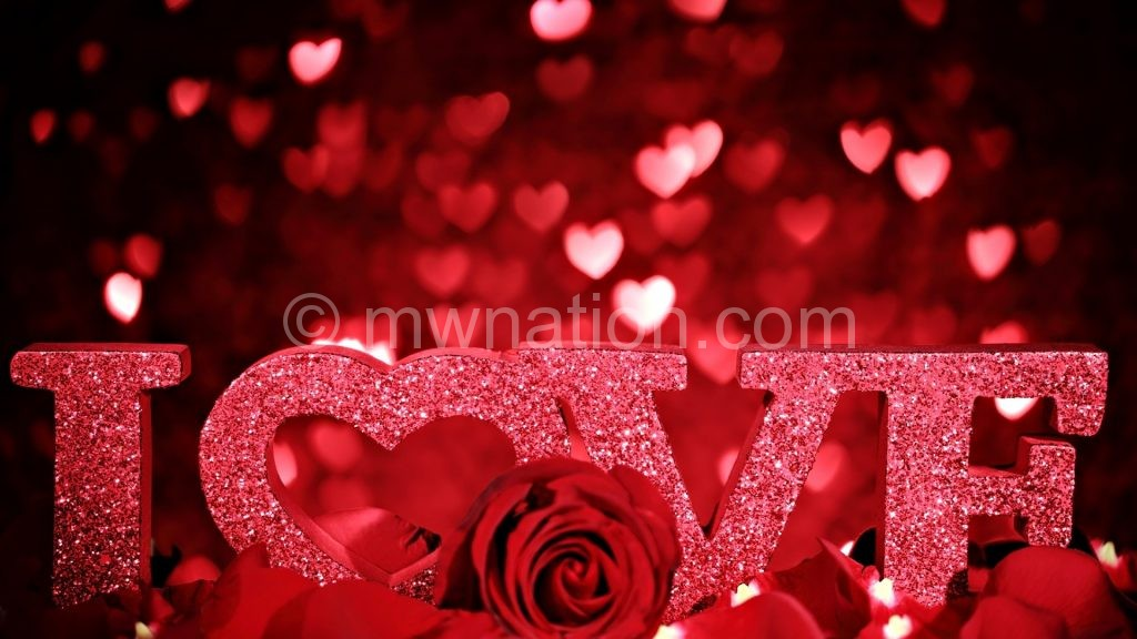 Red Love Valentine Day Wallpaper HD | The Nation Online