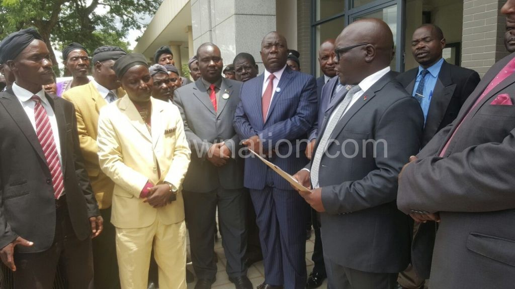 chiefs parliament | The Nation Online