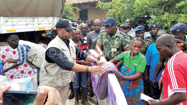 chilima floods | The Nation Online