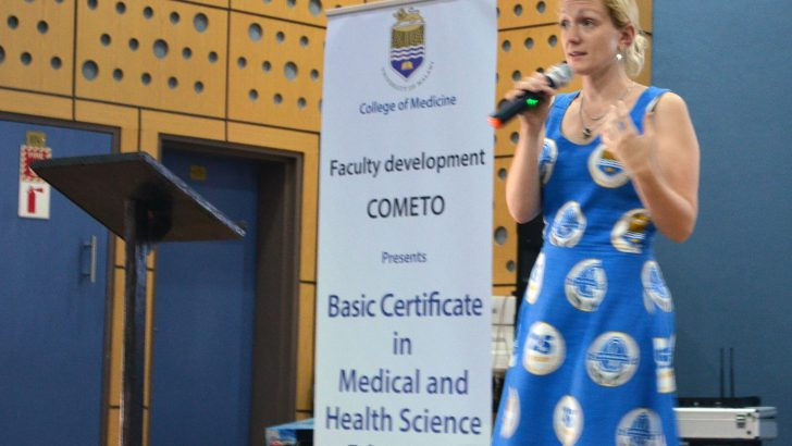 COM launches Medicine & Health Science Education Course
