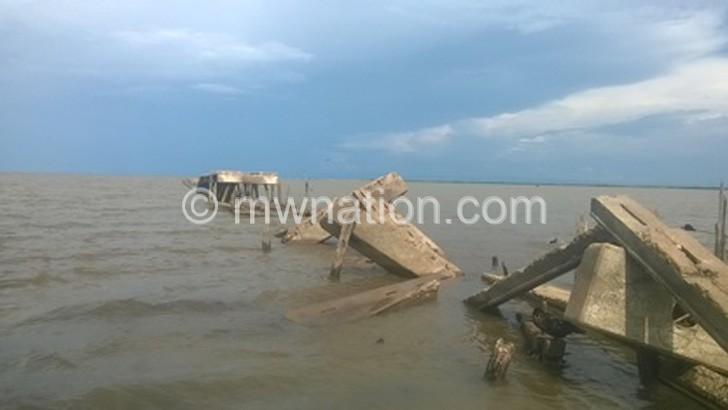 jetty | The Nation Online