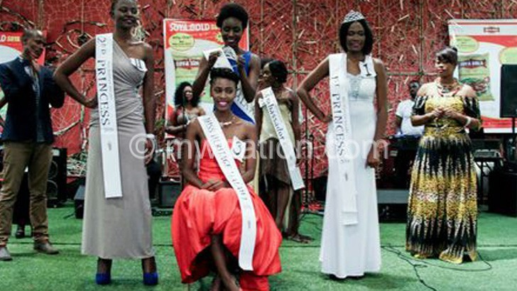 miss heritage | The Nation Online
