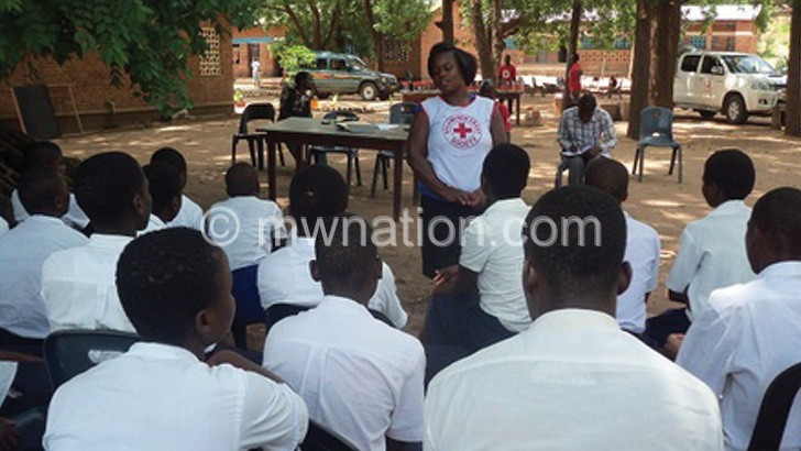 red cross | The Nation Online