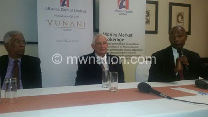ALLIANCE CAPITAL | The Nation Online