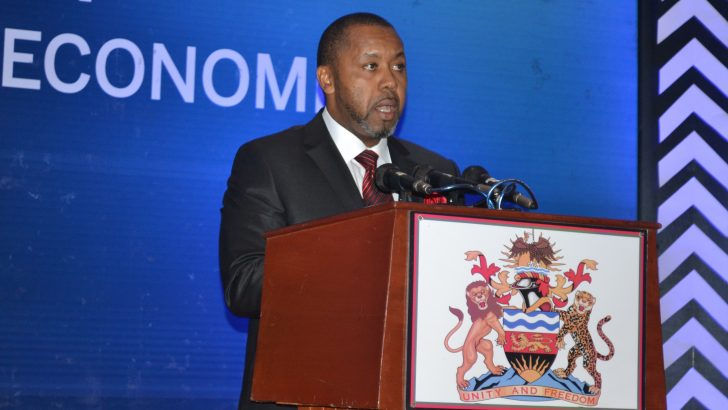 Chilima warns CEOs: Innovate or be wiped out