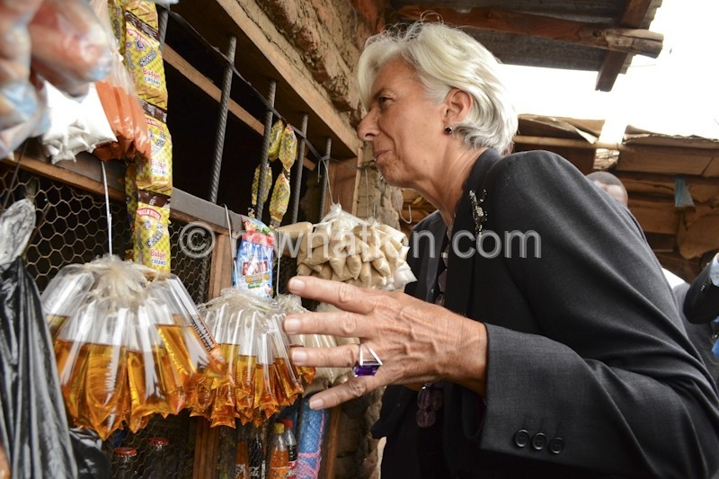 Christine Lagarde | The Nation Online
