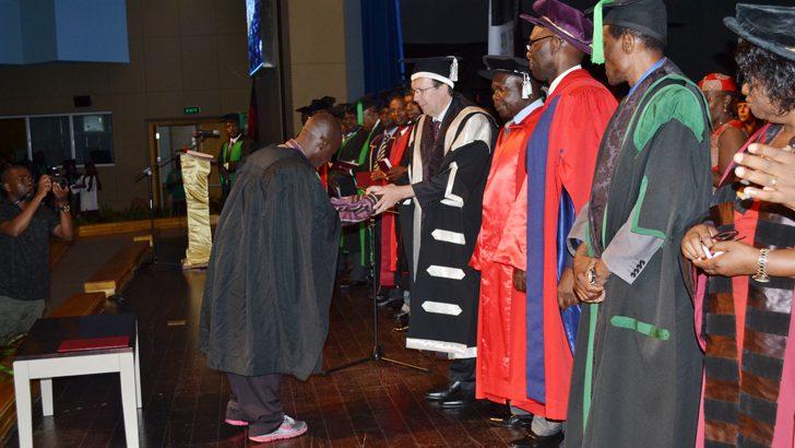 Mzuni Graduation 2017