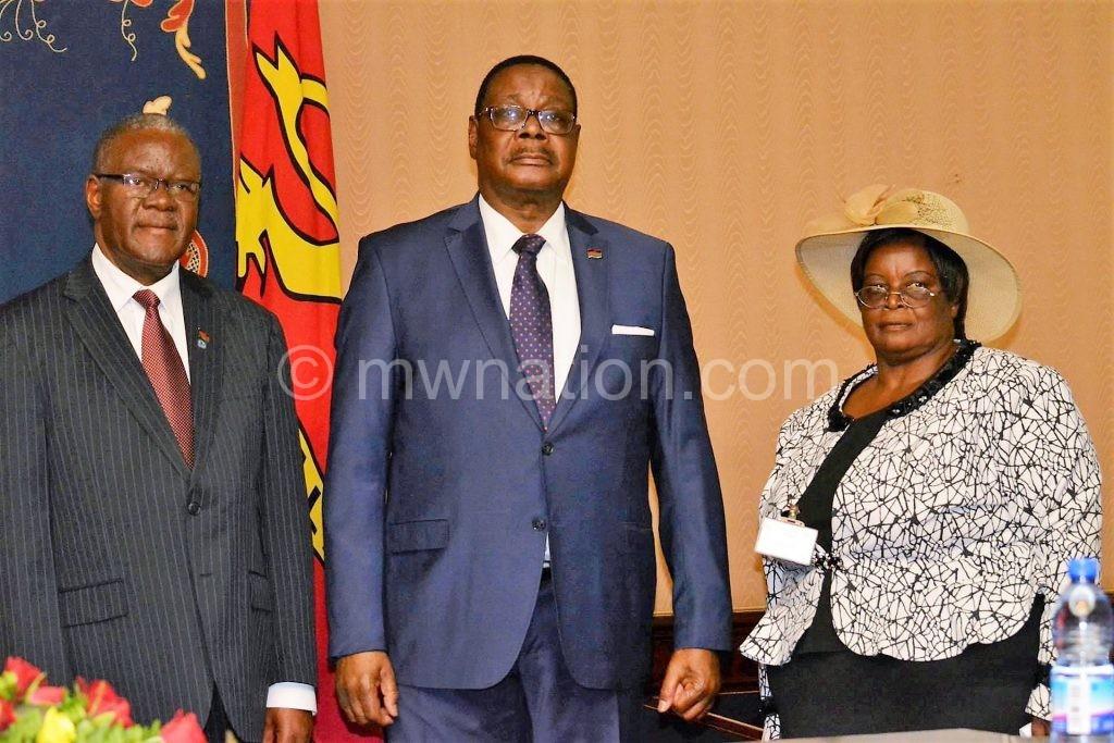 Mutharika masi | The Nation Online