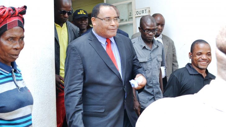 Uladi Mussa out on bail, argues arrest politically-motivated
