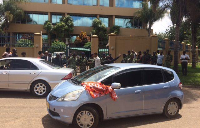 Uladi Mussa hands himself to ACB