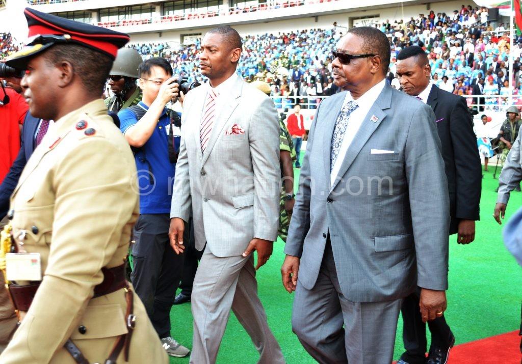 Walter Nyamilandu peter   The Nation Online