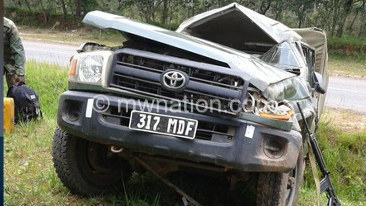 accident 1 | The Nation Online