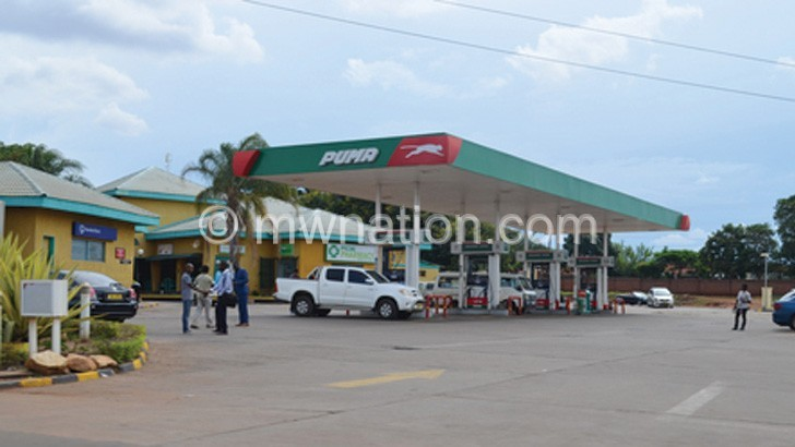 filling station | The Nation Online