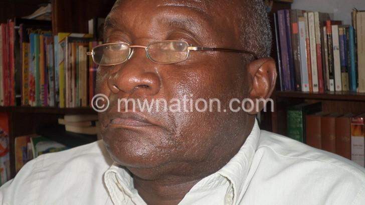 Alfred Msadala | The Nation Online