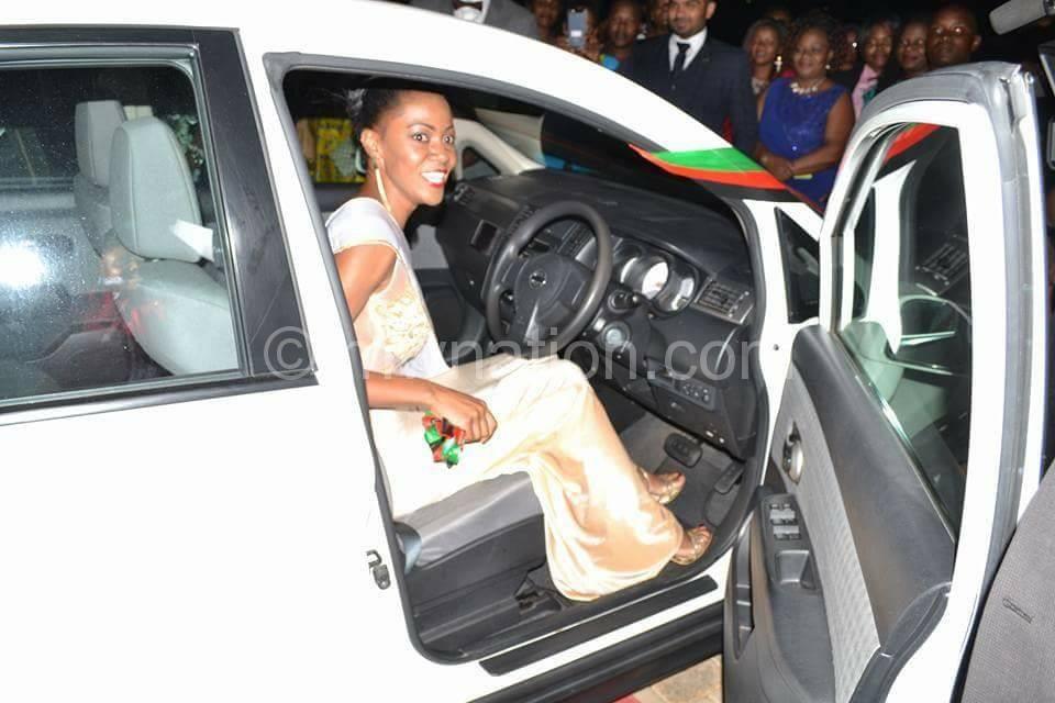 Cecilia Khofi miss malawi1 | The Nation Online