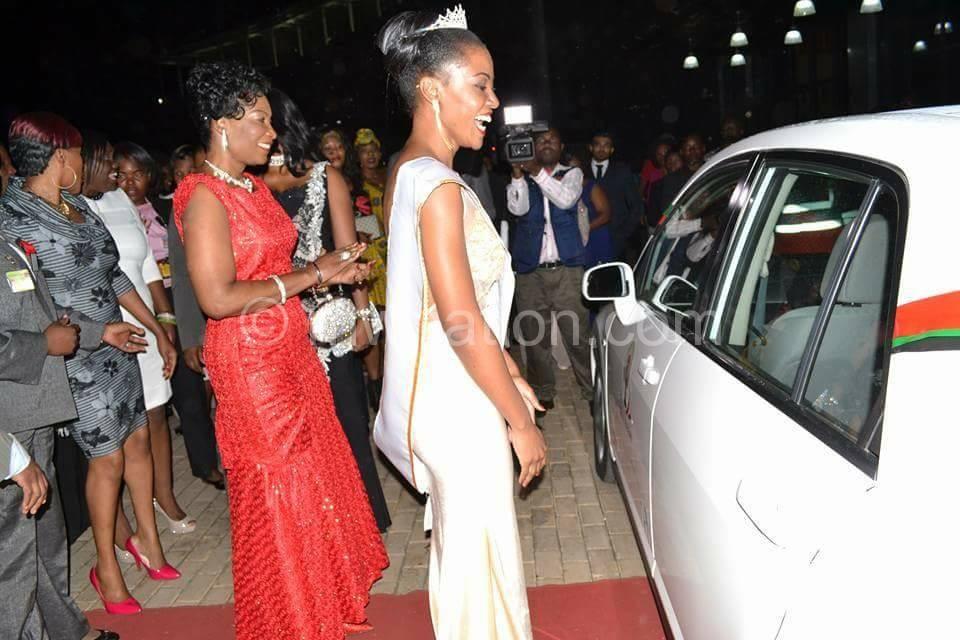 Cecilia Khofi miss malawi3 | The Nation Online