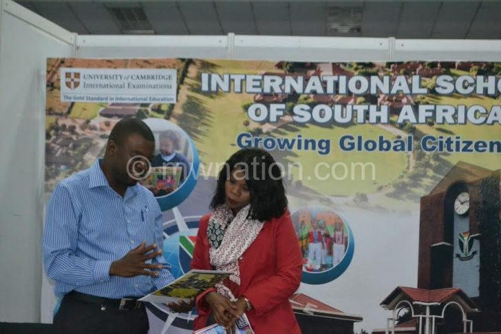 Institutions hold Education expo in Blantyre e1493301306733 | The Nation Online